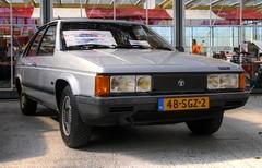Talbot Tagora 2.6 V6 SX (Skylark92) Tags: nederland netherlands holland noordholland vijfhuizen expo haarlemmermeer citromobile 2018 talbot tagora 26 v6 sx 48sgz2 1982