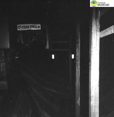 tm_6964 (Tidaholms Museum) Tags: svartvit positiv interiör byggnad bostadshus stuga källare tidaholm 1986