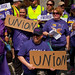 Traditional Workers May Day Rally and March Chicago Illinois 5-1-18  1220