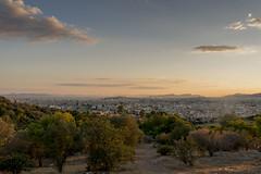 360 € (Ioannis Chrisakis) Tags: chrisakis city colors clouds reflection town yellow gray sunrise view orange athens sky filopappou afternoon philopappou greece light
