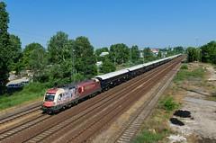 MÁV 470 004 Orient Express (Paha Bálint) Tags: orientexpress siemens siemenstaurus taurus máv470