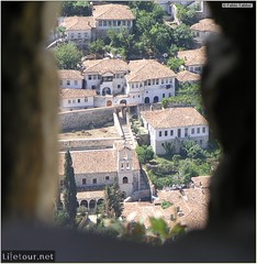 Fabio's LifeTour - Albania (2005) - Berat - Berat Castle (Life Tour) Tags: lifetour life tour fabiotabbo' fabio tabbo' fabio'slifetour travel blog inspiration tourist traveller photo destination country albania castle berat balkans