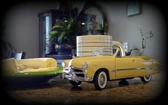 1949 Ford Custom Convertible (JCarnutz) Tags: 124scale diecast danburymint 1949 ford custom