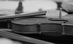 Burnett Violin. (IMG_7000) (Robert G Henderson (Romari).) Tags: burnett violin edinburgh scotland scottish eastfortune may 2018 music musical instrument fiddle