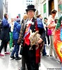 20180401 Easter parade & Bonnet Fest DSCN5327=p1-v0040C (searabbit25) Tags: takeshiyamada fineartexhibitions museumcollections famous japanese japaneseamerican artist osaka tokyo japan tv painting sculpture photography graphicdesign sideshow freakshow strange banner gaff performance fashiondesign sexy fashion tophat jabot jewelrydesign beautiful victorian gothic goth steampunk dieselpunk fashiondesigner playboy bikini roguetaxidermist roguetaxidermy taxidermist taxidermy specialeffect cabinetofcuriosities dimemuseum seara searabbit coneyisland mythiccreature cryptozoology cryptid brooklyn newyorkcity nyc ny newyork 2018