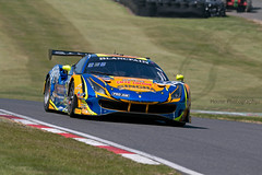 * Kessel Racing Ferrari ({House} Photography) Tags: blancpain gt series sprint cup gt3 supercar car automotive brands hatch uk kent fawkham race racing motor sport motorsport canon 70d sigma 150600 contemporary housephotography timothyhouse ferrari kessel 488 italian italy