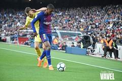 DSC_0950 (VAVEL España (www.vavel.com)) Tags: fcb barcelona barça blaugrana culé azulgrana villarreal submarino amarillo liga campeones pasillo iniesta fútbol primera