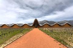 Bodegas Ysios HDR (Marcellinissimo) Tags: guardia euskadi spanien laguardia spain bodegas winery ysios santiago calatrava wein weingut hdr canon eos5d eos5d4 eos
