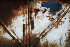 2818 (Mikael Laaksonen Photography) Tags: rust paint lines abstract texture