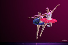 dancing in the air (dim.pagiantzas | photography) Tags: dancing dance air theater theatrical events stage dancer women female people colors uniform ballet colorfull motion artist art teens royal thessaloniki greece macedonia lights spot atmospheric canon 6dii