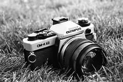 Olympus Macro (-daniska-) Tags: nikonf90x bwfilm ilfordhp5400film analog nikon bw filmisnotdead filmphotography nikkor 55mm 28 ais oly olympus cigarette