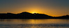 Sunrise Waterscape over the Bay (Merrillie) Tags: daybreak woywoy landscape nature bay overcast foreshore newsouthwales earlymorning nsw brisbanewater panoramic panorama australia sunrise coastal morning sky waterscape water centralcoast dawn outdoors