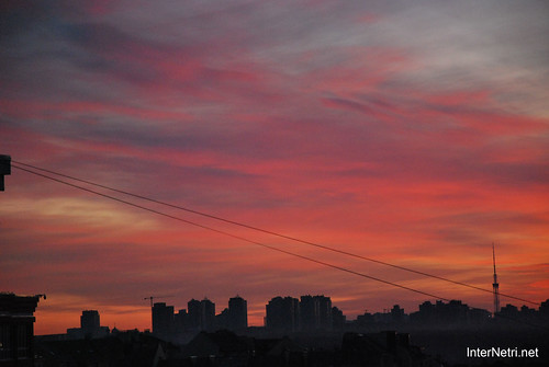 Небо Схід Сонця InterNetri Ukraine  68