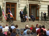 Governor's Wreath Laying Ceremony – 05/21/18 (Ohio Department of Veterans Services) Tags: governor governors gov govs wreath wreathlaying ceremony may 2018 john kasich oh ohio dept department veterans veteran services vets service hero heroes fallen member members sacrifice honor remember remembrance remembered honored honoring statehouse columbus