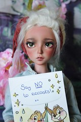 Please support the artist (Sheenny) Tags: fairyland minifee liria msd bjd tan legit