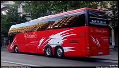 Glory de Bibiano (ArtzaiBus) Tags: beulas glory bus buspotting autobus autobús autocar coach bibiano zaragoza