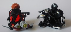 Rouge et Noir back (hmick_) Tags: lego speeder bike