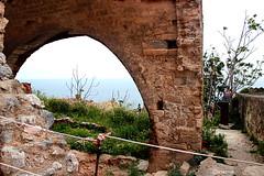 ruins. (christinehag) Tags: ruins ruines monemvasia old town ville