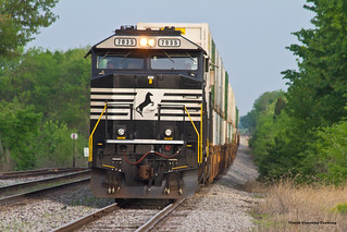NS 223 in High Hill Siding