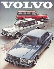 1981 for North America (Hugo-90) Tags: ads advertising brochure catalog auto automobile car volvo 1981