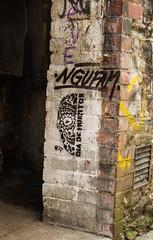 Dia De Muertos Rip Artist Bristol (PDKImages) Tags: bristol bristolstreetart street art urban banksy ukstreetart cityscene scene ripartist
