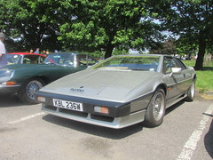 Lotus Esprit Turbo KBL236W (Andrew 2.8i) Tags: cardiff classic car show cars classics classicsincardiff type82 british sports sportscar coupe super supercar turbo esprit lotus