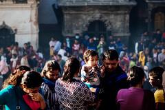 Pilgrimage (wilsonchong888) Tags: leicaaposummicronm90mmf2asph leica m10 nepal kathmandu holybagmatiriver funeraltraditionsinnepal buddha hindu reglion colour streetphotography ngc