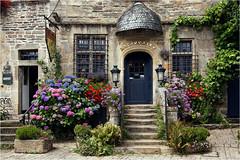 Rochefort-en-terre (Sandra Lipproß) Tags: rochefortenterre brittany bretagne frankreich france lesplusbeauxvillagesdefrance sandralippross europe europa travel reisen tourismus tourism medievaltown
