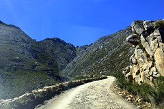 Uphill on the Swartberg Pass (RobW_) Tags: uphill swartberg pass oudtschoorn prince albert karoo western cape south africa saturday 03mar2018 march 2018