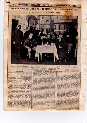 1931: Nov Review 3