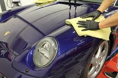 porsche_993_4S_xpel_02 (Detailing Studio) Tags: detailing studio lyon swissvax xpel film protection peinture carrosserie lavage décontamination porsche 993 4s 911