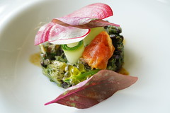 Modern italian cuisine (tak_bon) Tags: food pasta italian cuisine sony α7iii sel50m28 kobe japan oliveoil seafood