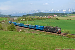 EXPRESS GROUP 183.002 ● Pn 55161 ● Vydrník ● 23.04.2018 (Michal350) Tags: train vlak express group vydrnik 183002 rakana sestkolak