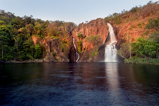 Wangi Falls, Litchfield