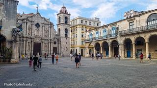 Catedral de La Habana-Cuba