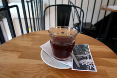 Burundi coffee from Coutume at Café Fiancée, Toulouse's original speciality coffee shop