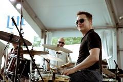 Jazz Fest 2018 - New Orleans Klezmer Allstars - Stanton Moore