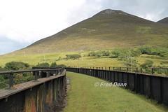 Gleensk Viaduct. (Fred Dean Jnr) Tags: gswr cie west kerry westkerrybranch gleenskviaduct august2012 corasiompaireireann