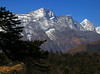 2018-03-27 (Giåm) Tags: namche namchebazar namchebazaar thamserku everestviewhotel sagarmatha sagharmatanationalpark khumbu khumbuvalley solukhumbu himalaya nepal नेपाल giåm guillaumebavière