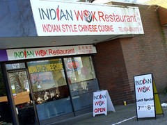 Indian Wok (knightbefore_99) Tags: indian wok restaurant chinese style food kingsway asian curry special lunch great awesome vancouver cuisine burnaby tasty
