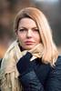 Szilvi (Piller György) Tags: portrait portré pretty people closeup face fashion female retouch beauty bokeh blonde girl
