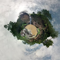 waterfallPlanet