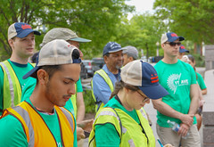 2018.05.06 Vermont Avenue, NW Garden - Work Party, Washington, DC USA 01724