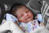 Peaceful Sleep (views@vista) Tags: babies baby beautiful cute cuteness families girl headshots indoor infant kids newborn portrait