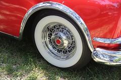 Wheel 1953 Packard Caribbean Convertible (Bill Jacomet) Tags: keels and wheels concours delegance lakewood yacht club seabrook tx texas 2018 wheel 1953 53 packard caribbean convertible
