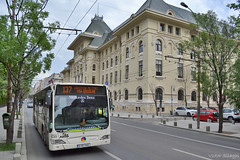 4755 - 137 - 09.05.2018 (6) (VictorSZi) Tags: romania bucuresti bucharest militari bus autobuz mercedes mercedescitaro mercedescitaroeuro4 transport publictransport ratb may mai nikon nikond3100