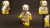 Custom Flash Villains 8: Godspeed (Brickophilia) Tags: custom lego minifigure speedster flash godspeed rogue dc comics