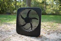 O2COOL 10-inch Portable Fan (Tony Webster) Tags: 10inchportablefan o2cool batterypoweredfan camping campinggear fan portablefan altura minnesota unitedstates us