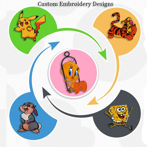 The World's most recently posted photos of customembroidery and