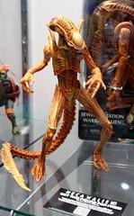 2017-Alien Action Figures at SDCC-04 (David Cummings62) Tags: sandiego ca calif california comiccon con david dave cummings 2017 alien aliens movie movies actionfigures